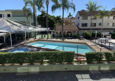 Harbourside resort gold coast accommodation pool