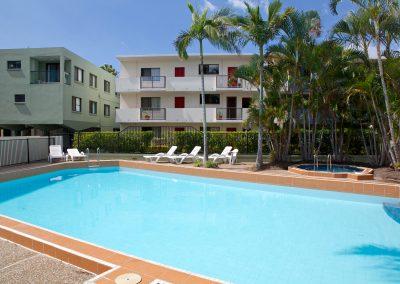 Harbourside Resort gold coast accommodation facilities pool