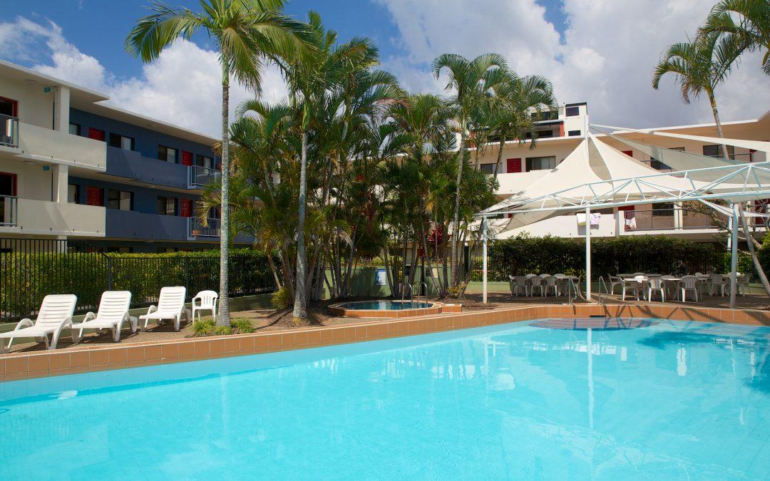 Harbourside Resort facilities pool