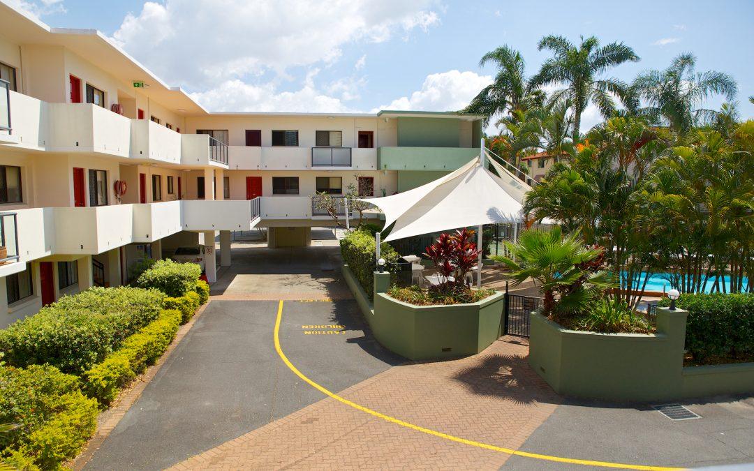 Harbourside Resort accommodation