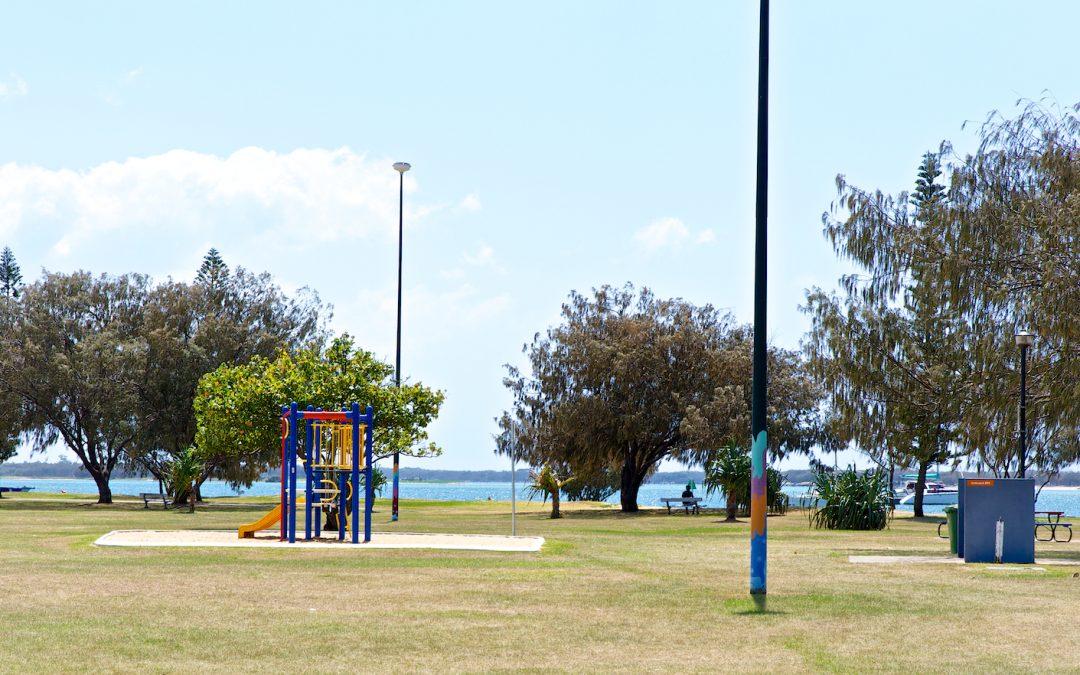 Harbourside Resort Gold Coast Broadwater seaway park