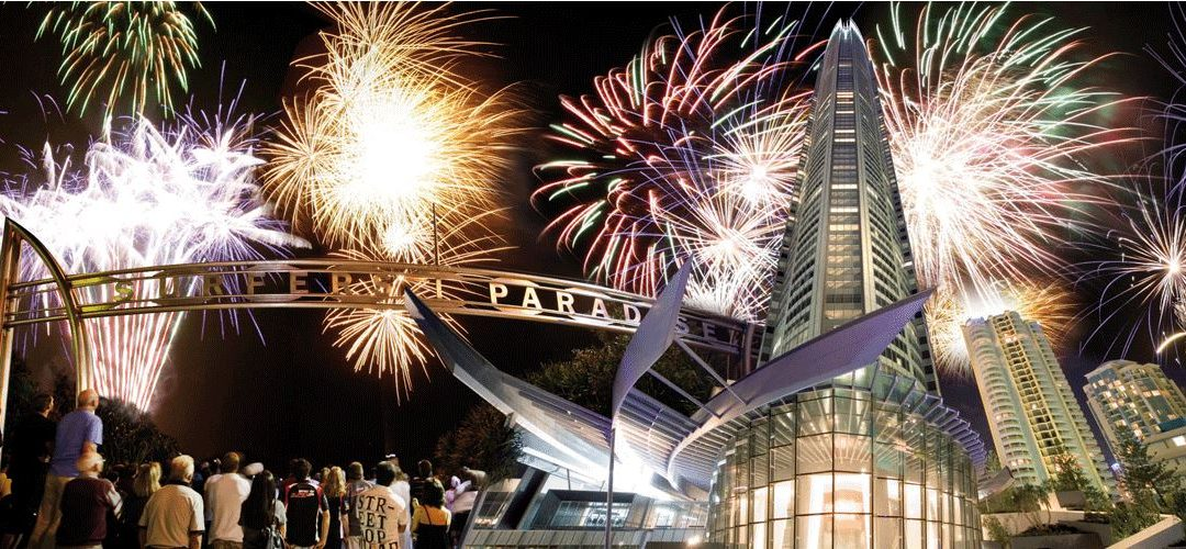 New Years Carnival Surfers paradise gold coast
