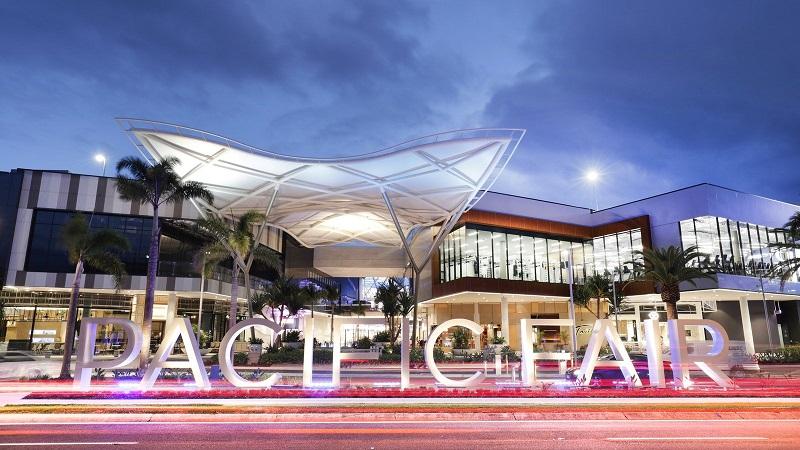 Pacific Fair Shopping Centre Gold Coast