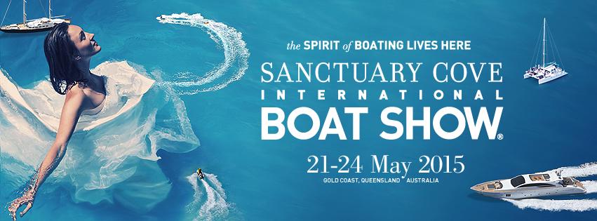 The 2015 Sanctuary Cove International Boat Show