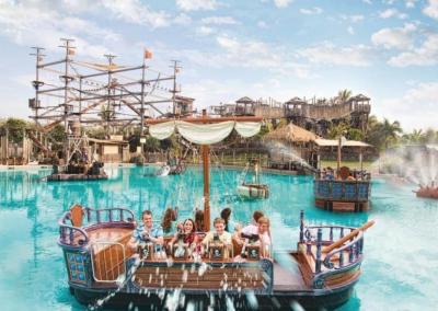 Harbourside Resort – Cheap Accommodation Gold Coast - sea world pirate ship
