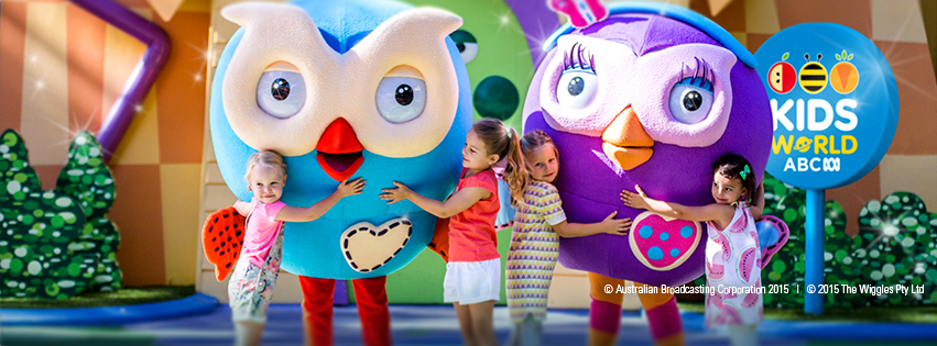 ABC Kids World Dreamworld Australia